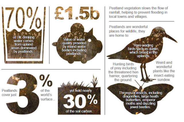 Peat facts